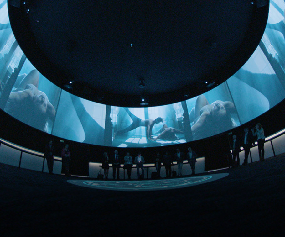 Associated Weavers - an immersive 360° dome experience
